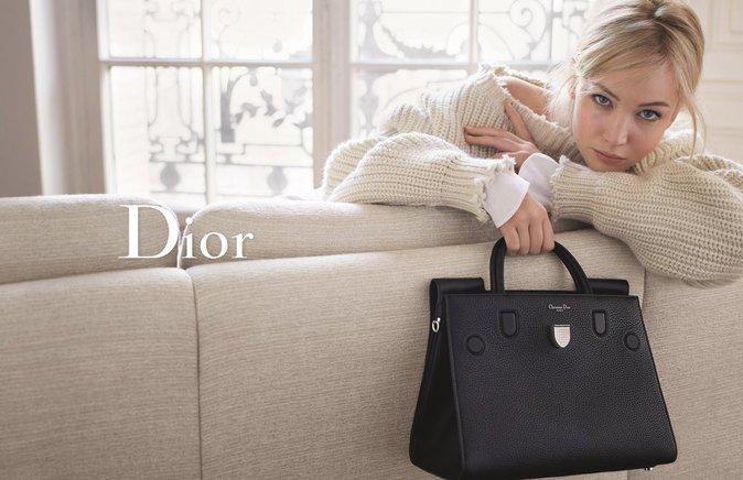 Photos : Jennifer Lawrence : impénétrable et charismatique pour la nouvelle campagne Dior