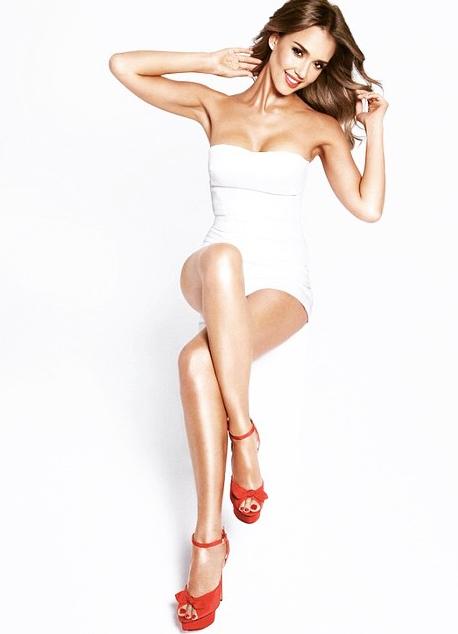 Jessica Alba lors d'une précédente campagne pour Braun