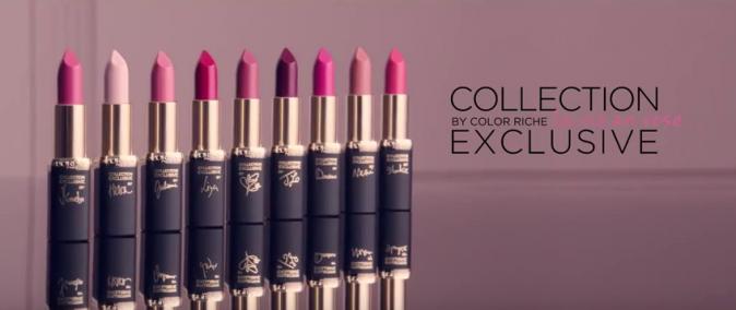 La vie en rose par L'Oréal Paris !
