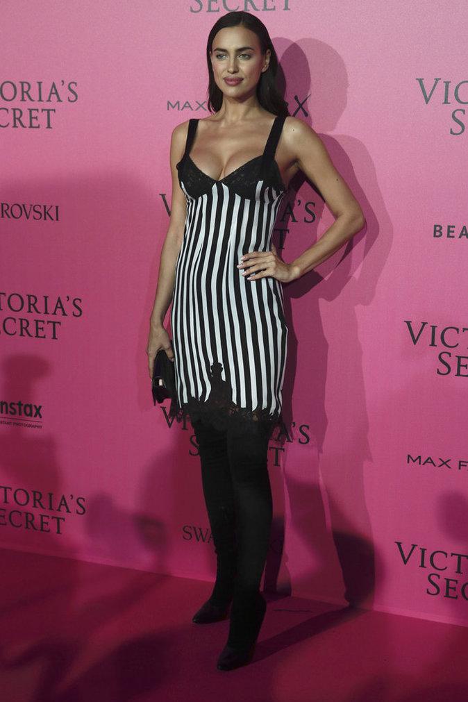 Photos : Joyeux anniversaire Irina Shayk : 31 ans en 31 apparitions époustouflantes sur le tapis rouge !