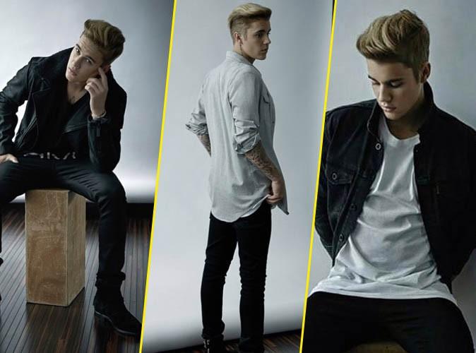 Photos : Justin Bieber, le bad boy de chez Calvin Klein revient dans une nouvelle campagne !