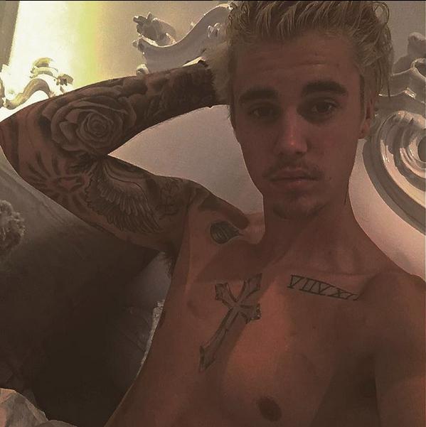 Photos : Justin Bieber se met à nu pour Clash magazine !