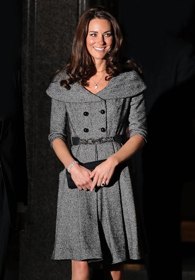Kate Middleton à l'exposition de Lucien Freud !