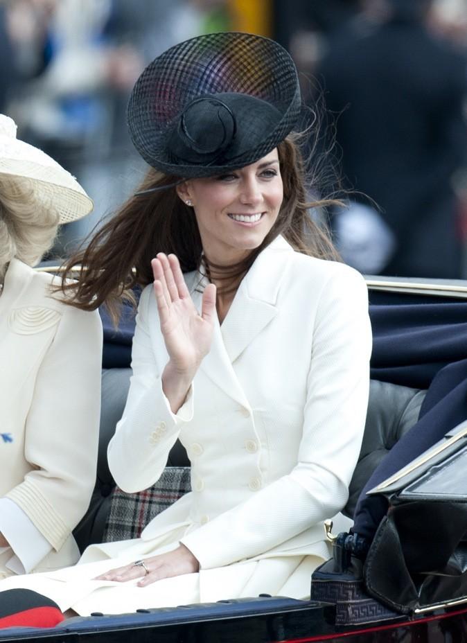 Kate Middleton, la reine des chapeaux !