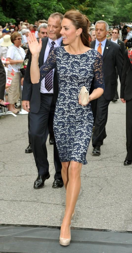 Qui a dit que Kate Middleton ne savait pas être sexy ?