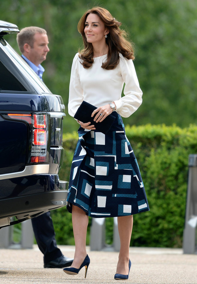 Photos : Kate Middleton : sa passion : les looks mémérisants !