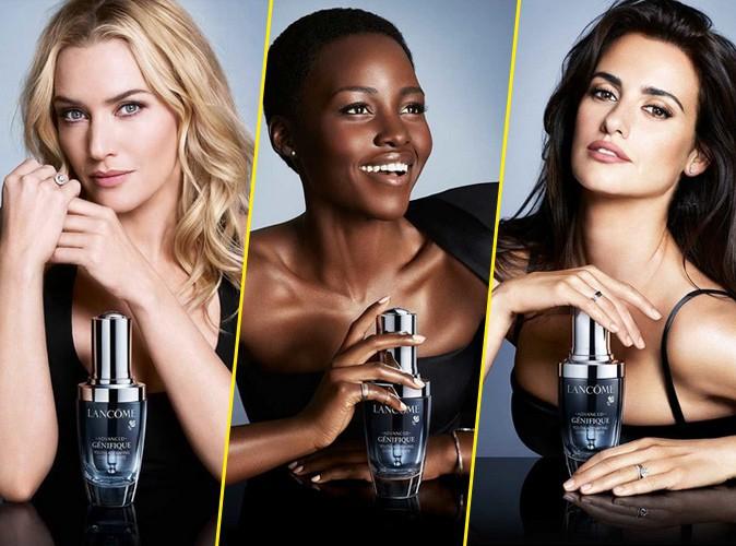 Photos : Kate Winslet, Lupita Nyong'o, Penelope Cruz... : toutes sublimées par Lancôme !