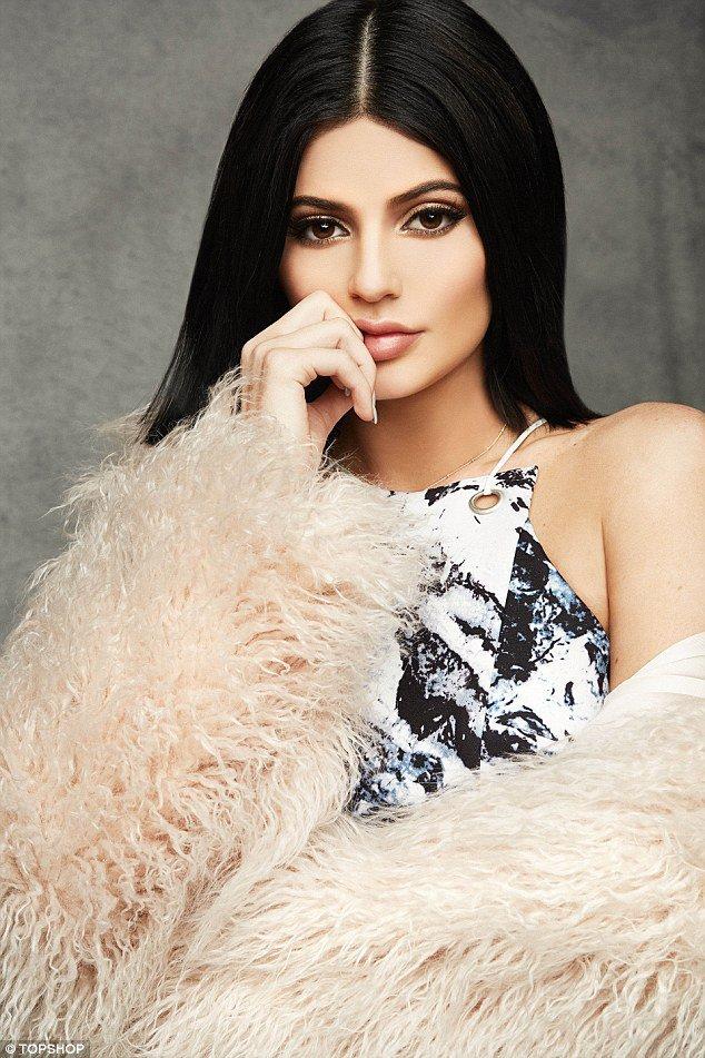 Kendall et Kylie Jenner pour Topshop