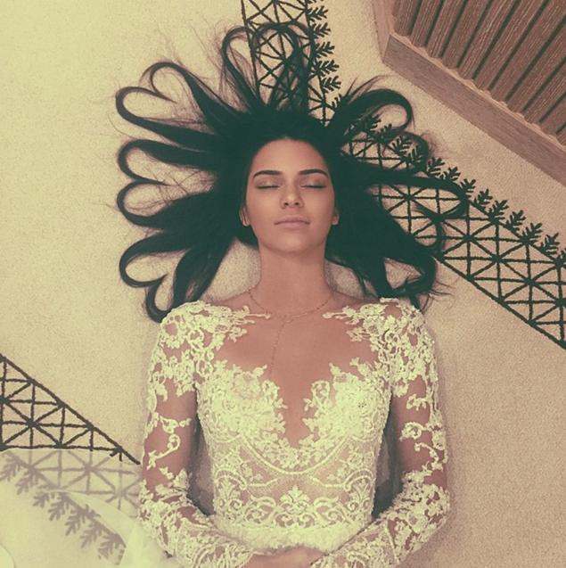 Photos : Kendall Jenner : elle lance une nouvelle tendance en Corée du Sud !