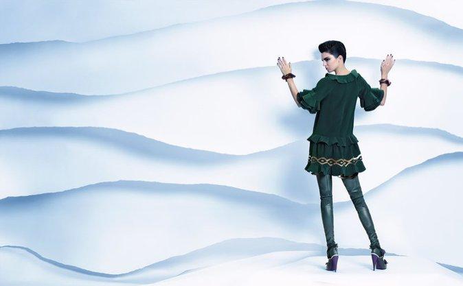 Photos : Kendall Jenner : garçonne chic pour Fendi, elle brise les codes !