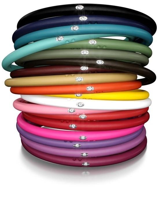 Les bracelets DuePunti.