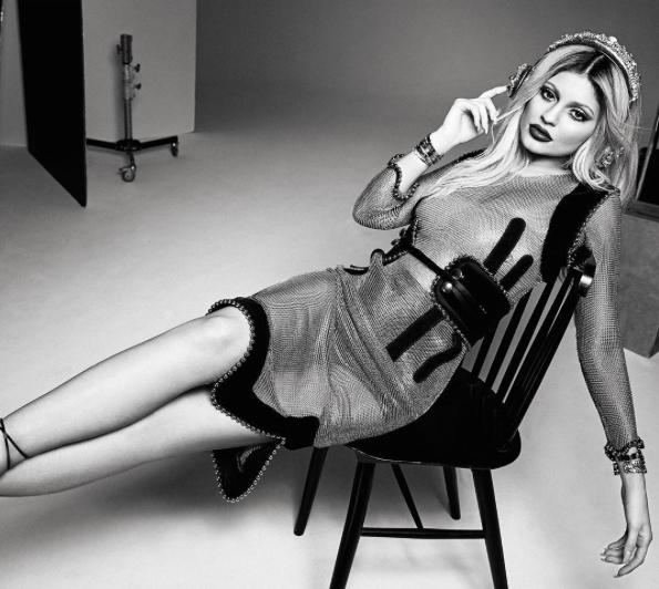 Kylie Jenner pour ELLE Canada