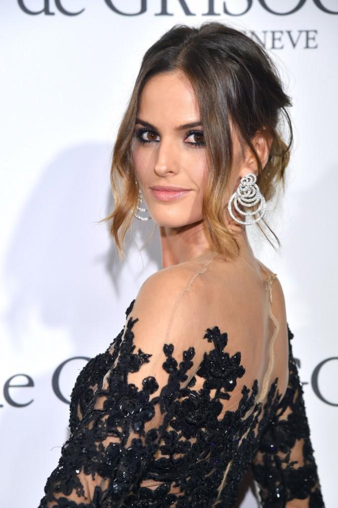 Les plus beaux beauty look de la soirée de Grisogono : Izabel Goulart