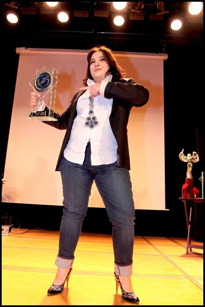 Marilou Berry, Lauréate du Prix de la Meilleure Comédienne