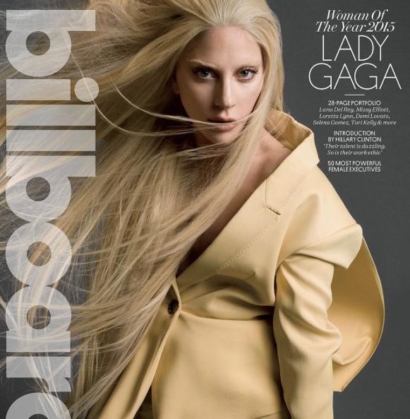 """Photos : Lady Gaga : la """"femme de l'année"""" s'offre 5 couv' de V Magazine !"""