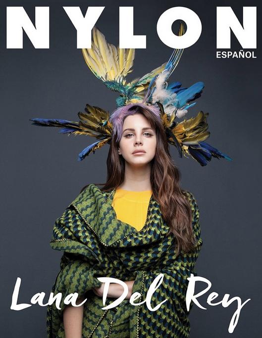 Photos : Lana Del Rey : 5 fois à la une pour Nylon Mexique !