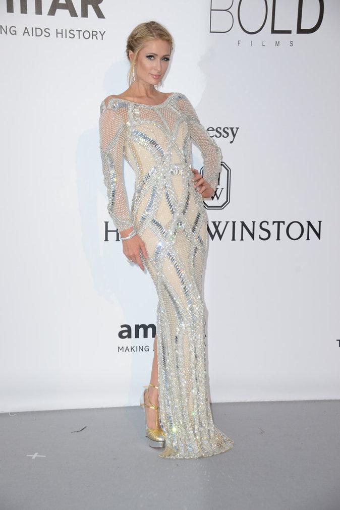 Paris Hilton en Yousef Al Jasmi