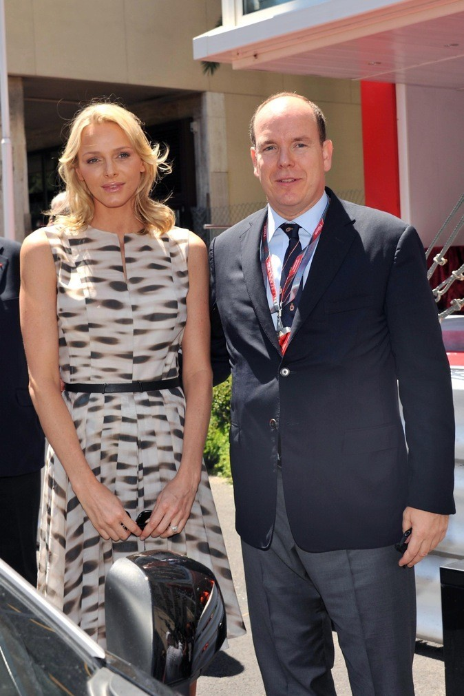 Le couple le plus glamour de Monaco !