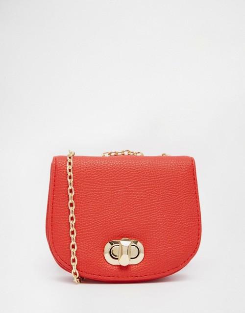 Mini sacoche en bandoulière, 22,99€