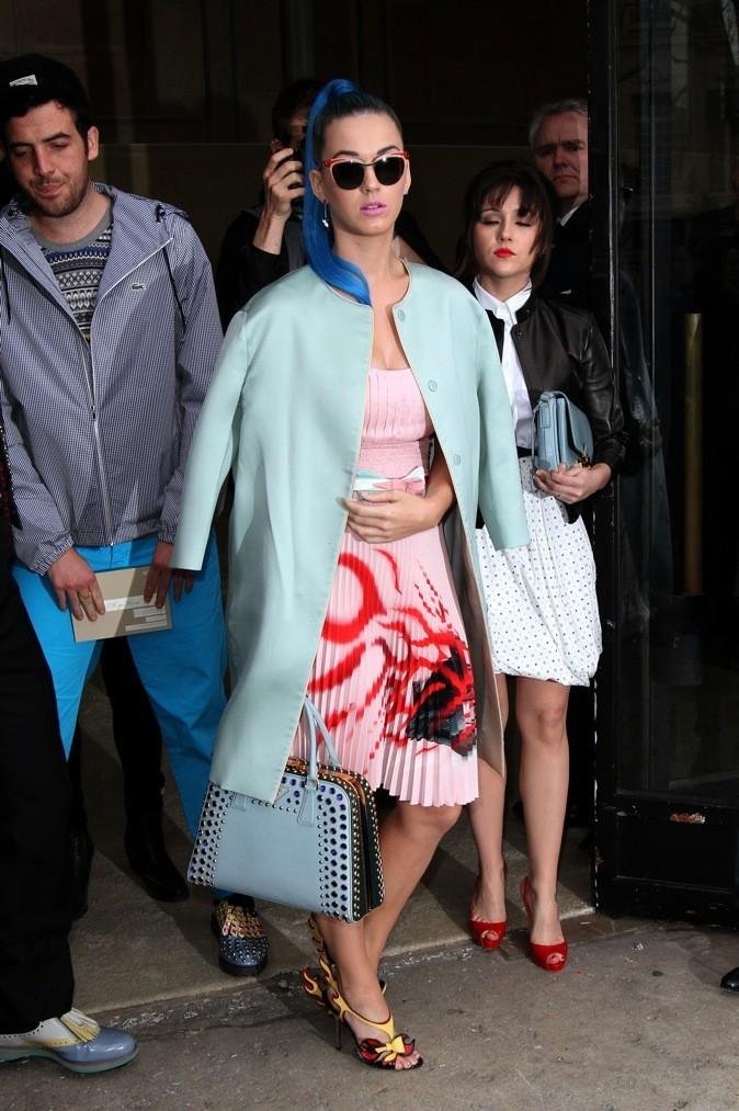Le Prada porté par Katy Perry !