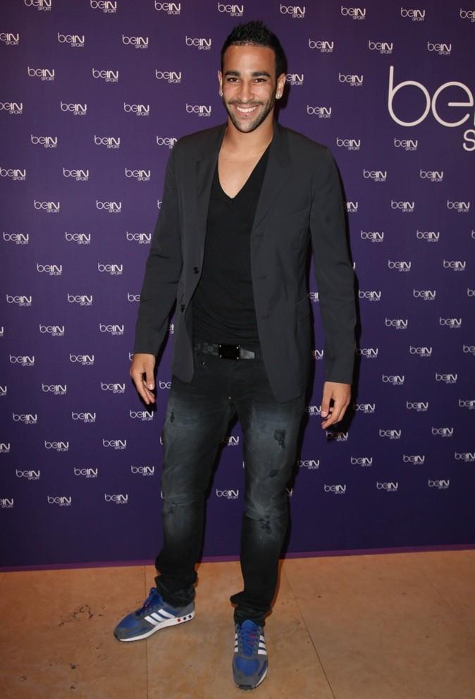 Adil Rami en mode beau gosse !