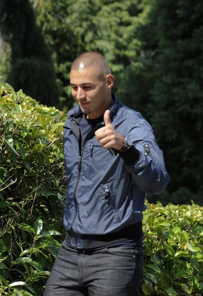 Karim Benzema a le style !