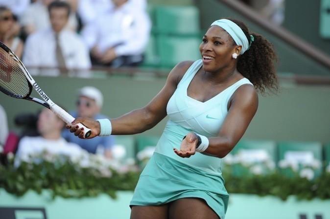 Serena Williams : la rage au ventre !