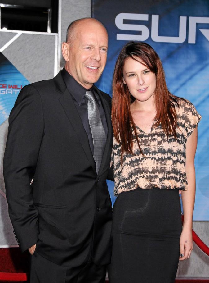 Bruce Willis & Rumer : tel père, telle fille !
