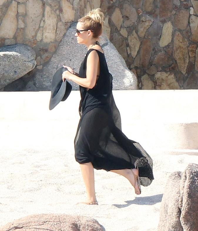 Lauren Conrad toute de noir vêtue !
