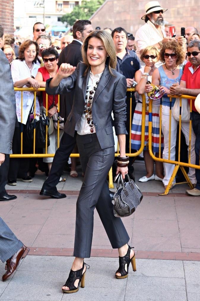 Elle redevient une fashionista !