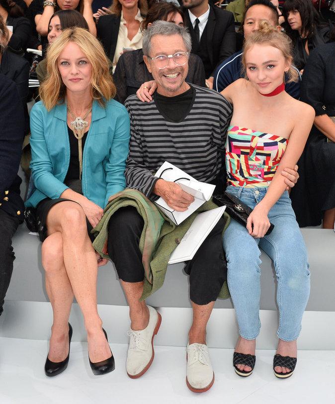 Photos : Lily-Rose, Rihanna, Kendall, Gigi... Les people ont fait le show à la Fashion Week