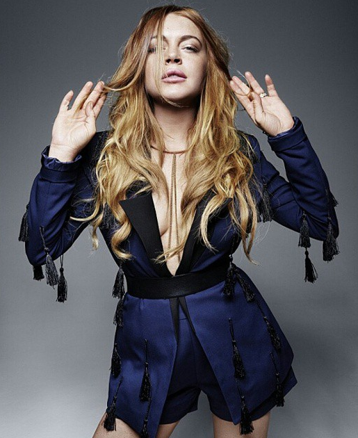 La collection de Lindsay Lohan pour la marque Lavish Alice