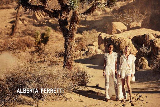 Amber Valletta et Liya Kebede