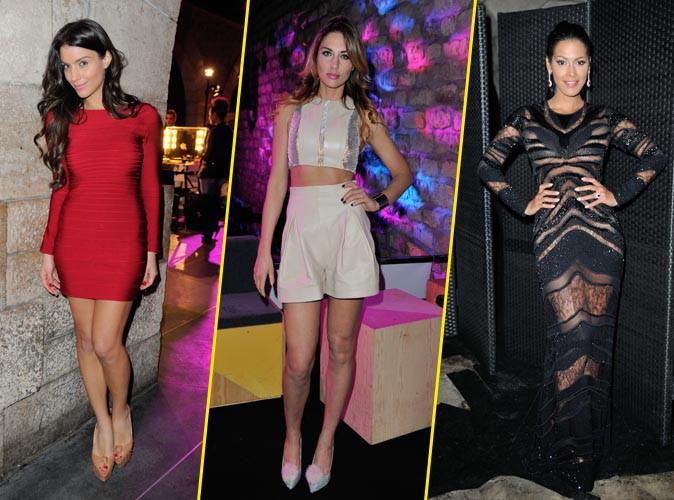 Photos : Ludivine Sagna, Ariane Brodier, Ayem...  Découvrez les plus beaux looks des Public Buzz Awards !
