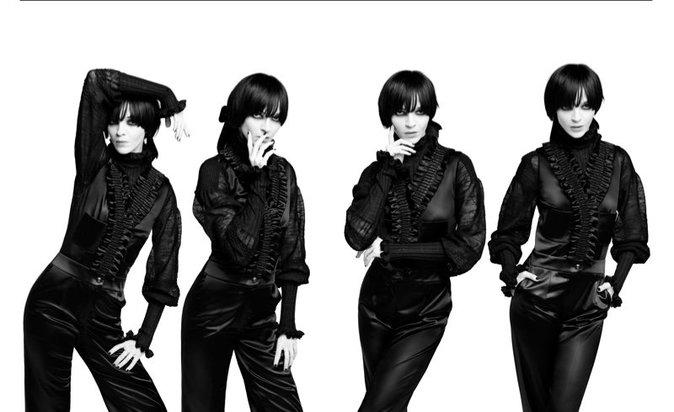 Photos : Mariacarla Boscono : chic et dynamique, elle fait des infidélités à Givenchy !