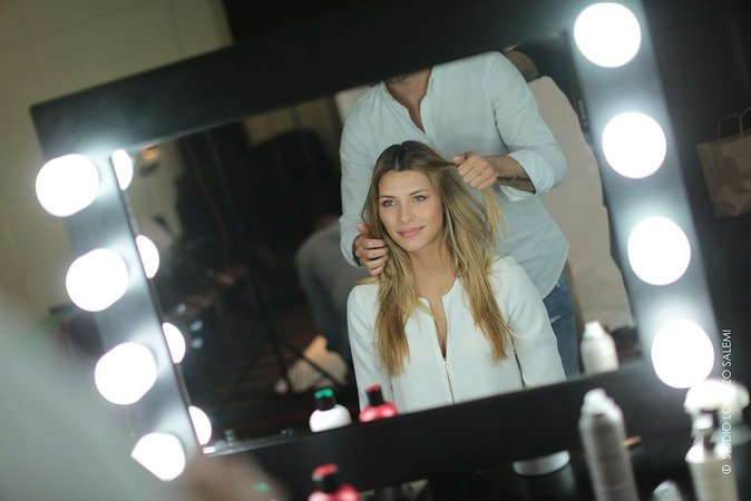 Photos : Marine Lorphelin et Camille Cerf : duo de Miss dans les coulisses du Casa Fashion Show