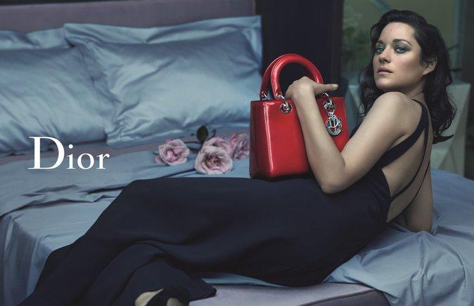 Marion Cotillard : femme fatale pour Lady Dior !
