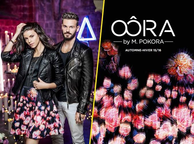 Photos : Matt Pokora : de retour avec une nouvelle collection Oôra pour Cache Cache !
