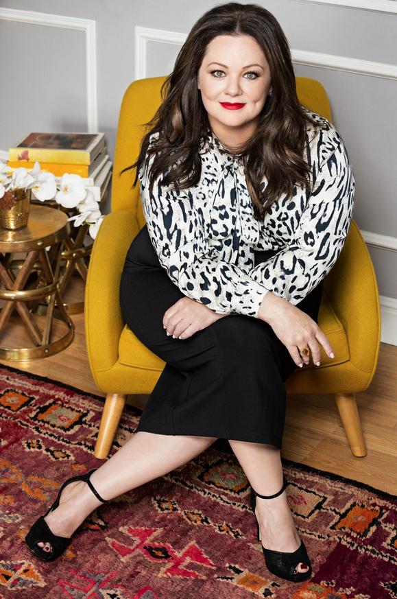 Photos : Melissa McCarthy : elle lance sa collection de vêtements taille plus !