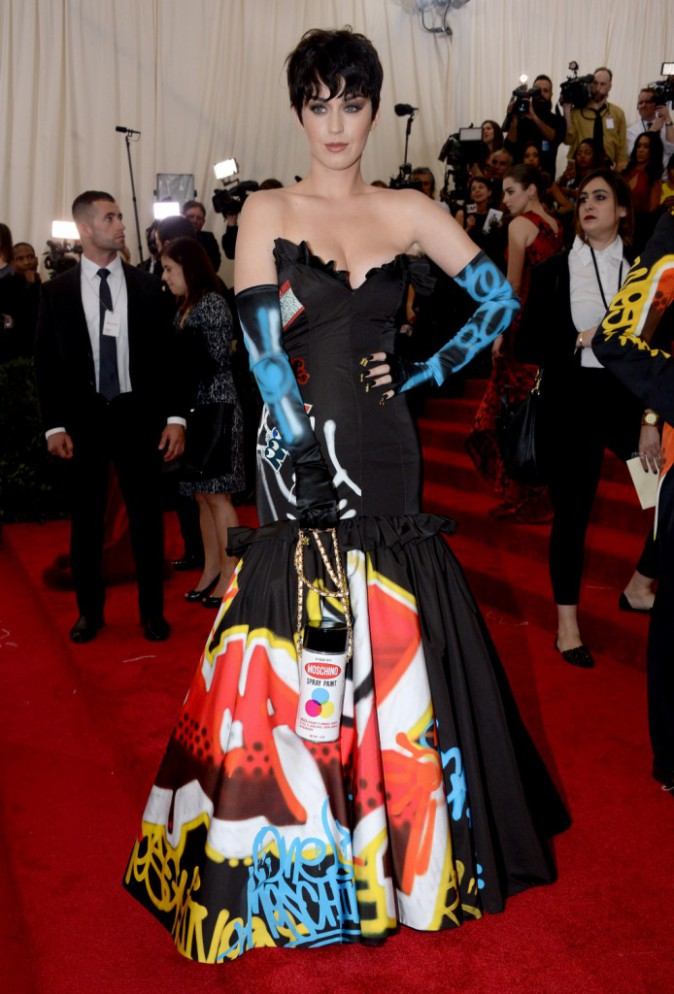 Katy Perry en Moschino