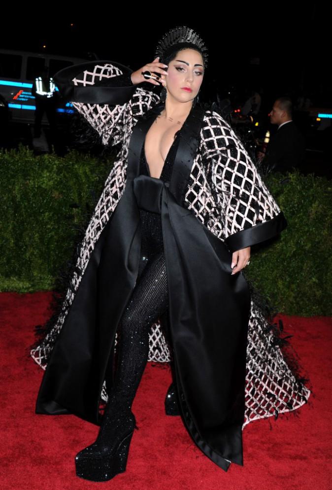Lady Gaga en Balenciaga