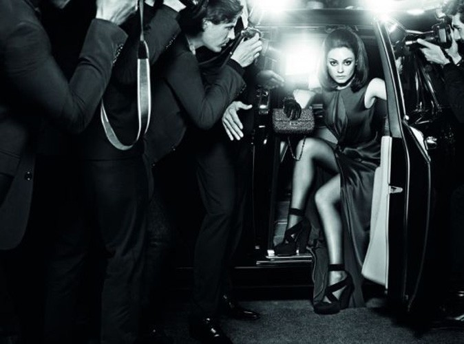 Mila Kunis pour Dior... Campagne Miss Dior Automne-Hiver 2012/2013 !