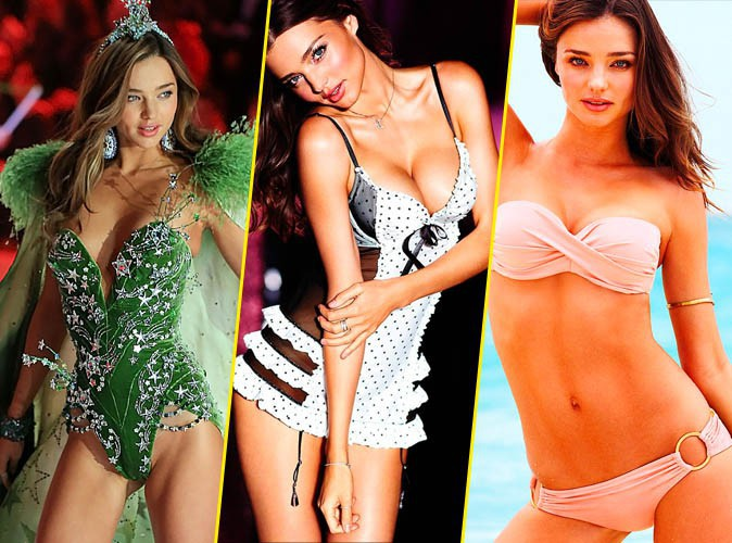 Photos : Miranda Kerr va-t-elle vraiment faire son grand retour chez Victoria's Secret ?