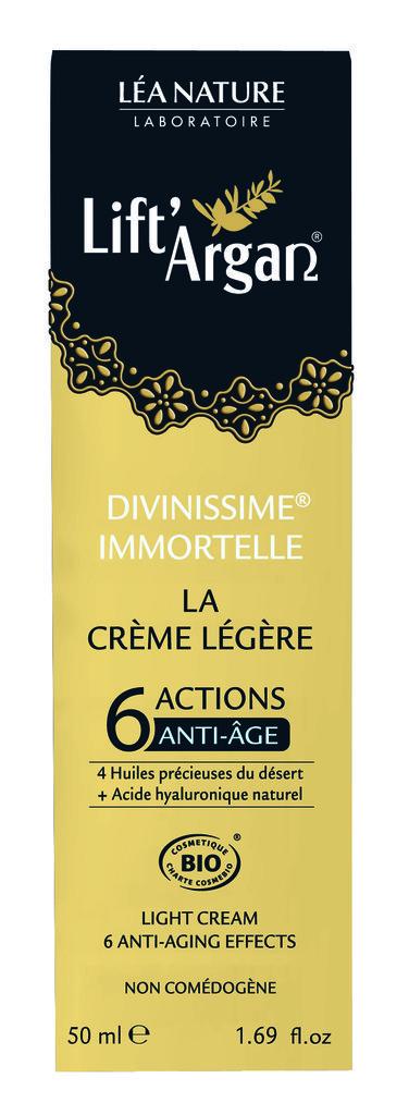 Crème anti-âge Lift'Argan