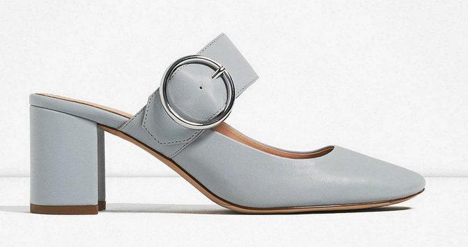 Chaussures babies à talons, Zara 39,95 €