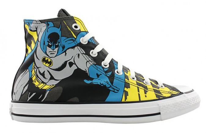 """""""Classic Batman"""", Converse 59,95 €"""