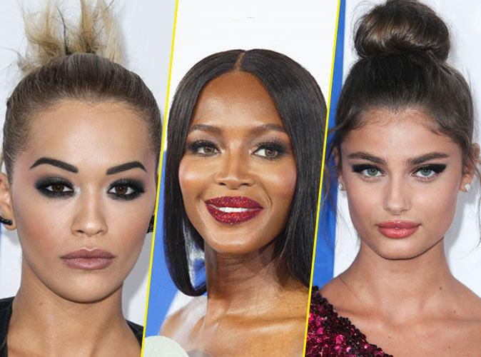 Photos : MTV VMA's 2016 : Rita Ora, Naomi Campbell, Taylor Hill... Toutes les plus belles mises en beauté de la soirée !