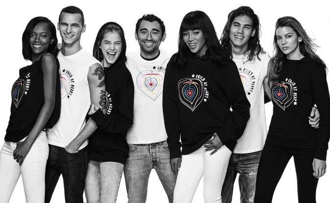 Photos : Naomi Campbell s'associe à Diesel pour une campagne engagée
