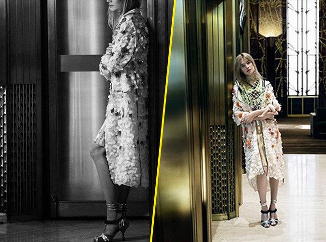 Photos : Natalia Vodianova : vedette de la nouvelle campagne Prada