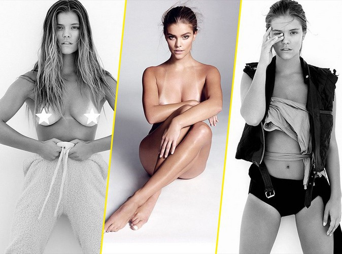 Photos : Nina Agdal : la bombe pose nue pour Sports Illustrated Swinsuit !